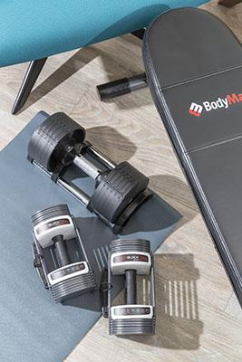 Pure Wellbeing - Strength Training equipment